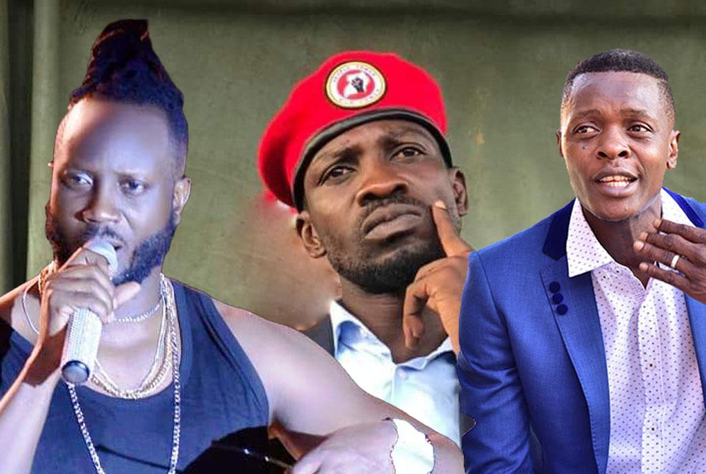 Bebe Cool, Bobi Wine, Jose Chameleone